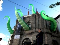 M.I.B in Quito